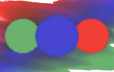 Červená, modrá, zelená díl 2.